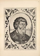 Великий князь Всеволод Ольгович, внук Святослава Ярославича.