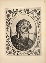 Великий князь Игорь, брат Всеволодов.