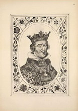 Карл VI, король Гишпанский.