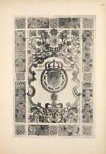 Герб и печать короля Французского.