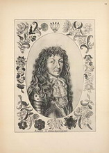 Людвиг ХV, король Французский.