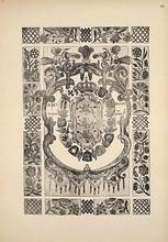 Герб и печать короля Датского.