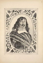 Христиан V, король Датский.