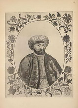 Крымский Адилгирей хан.