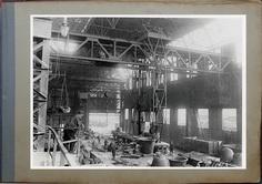 Очаг литья 1912.