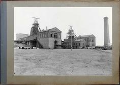 Шахтные подъёмники 1912 год.