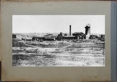Первая доменная печь 1872.