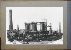 Доменная печь 1888.