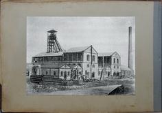 Первая шахта, первая коксовая печь.