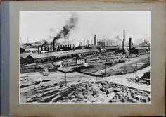 Общий вид металлургического завода 1912.