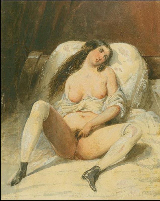 Что уж говорить о более искушенных творцах XIX столетия . Поль Гаварни,