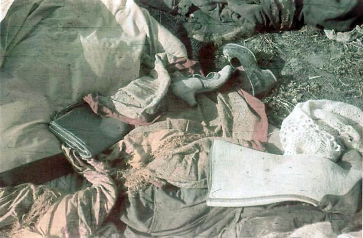 Бабий яр фото матери с ребенком