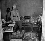 Помещение семьи  Геббельсов в бункере