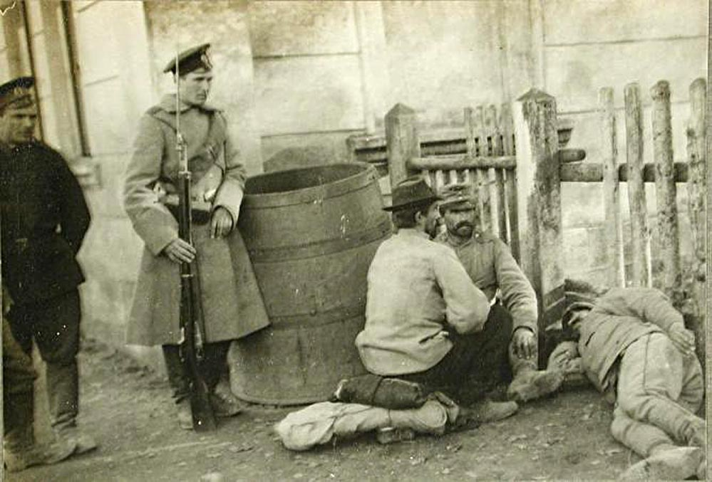 стенах этой наступоение русской армии в галиции комнате юной