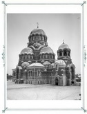 Общий вид Спасо-Преображенского собора.