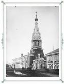 Общий вид Александро-Невской церкви.