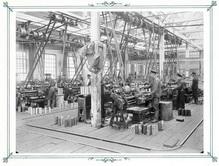 Шраптельно-токарная мастерская