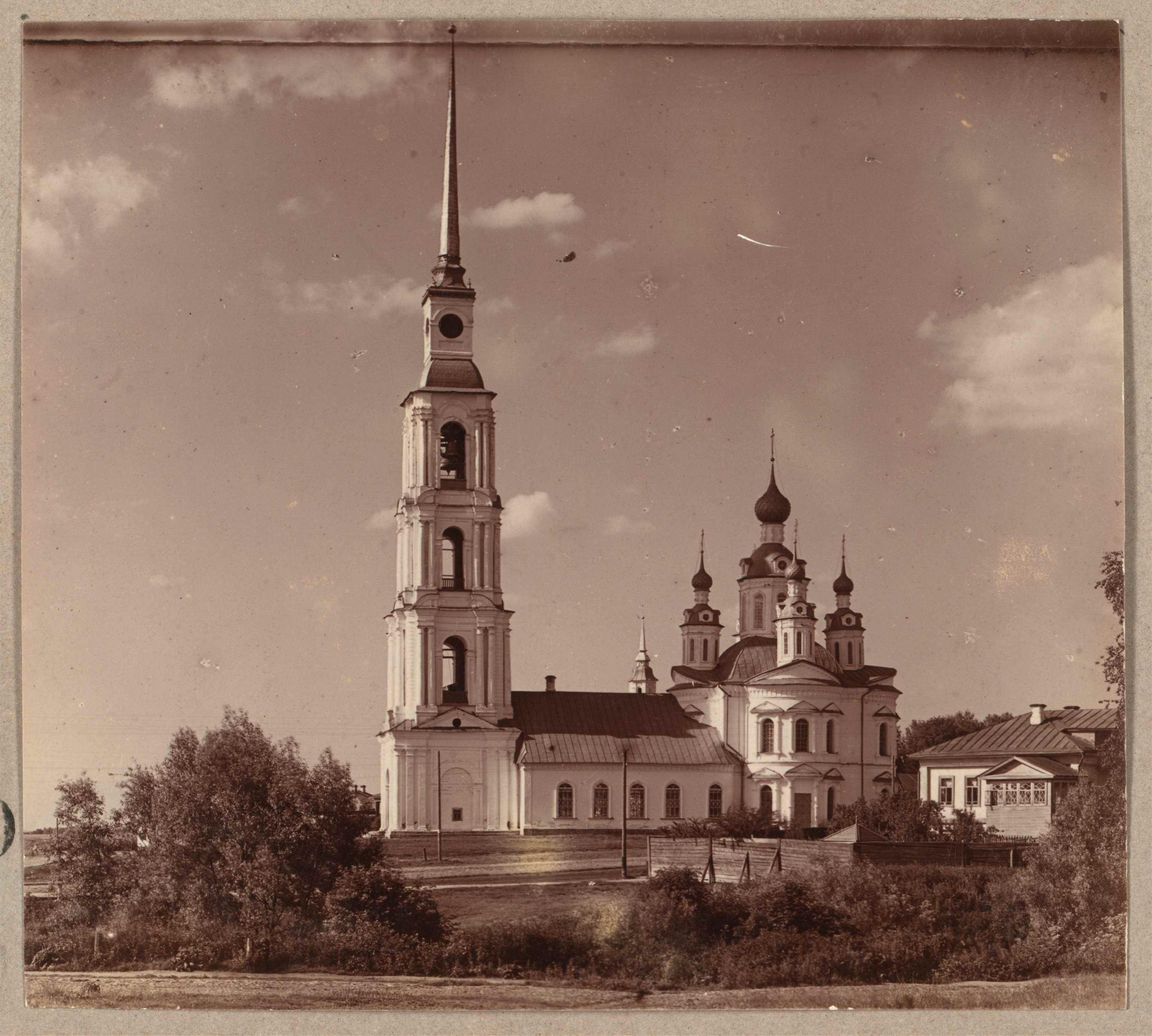 Церковь в старом некоузе фото 8