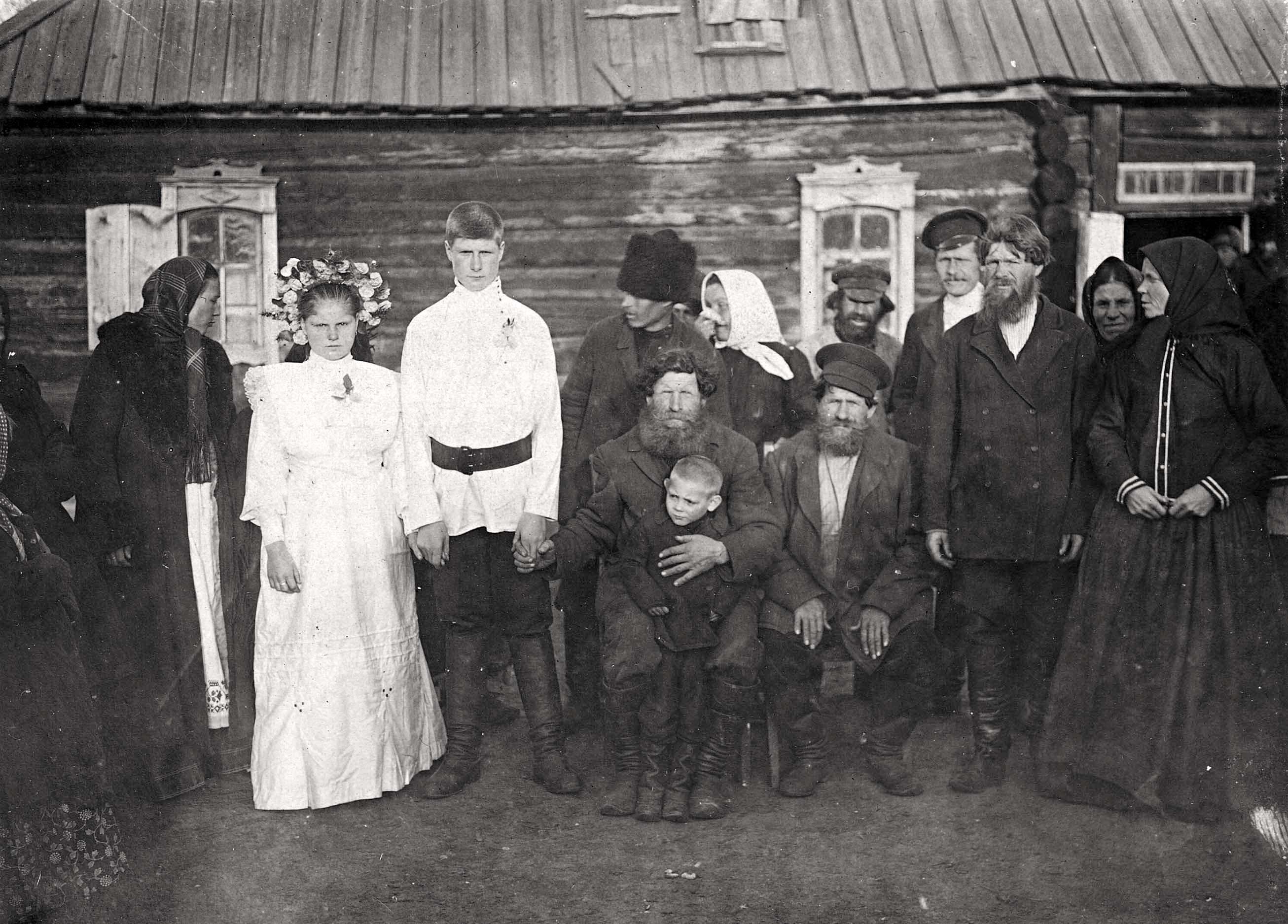 Развратная российская семья 25 фотография