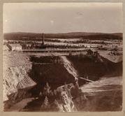 Добыча №8 на горе Благодать. 1909