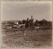 Кладбищенская церковь в Кушве. 1909