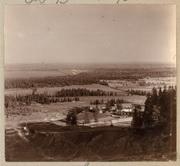 Разработка руды на горе Благодать. 1909