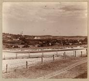 Вид на Кушвинский завод с полотна железной дороги. 1909
